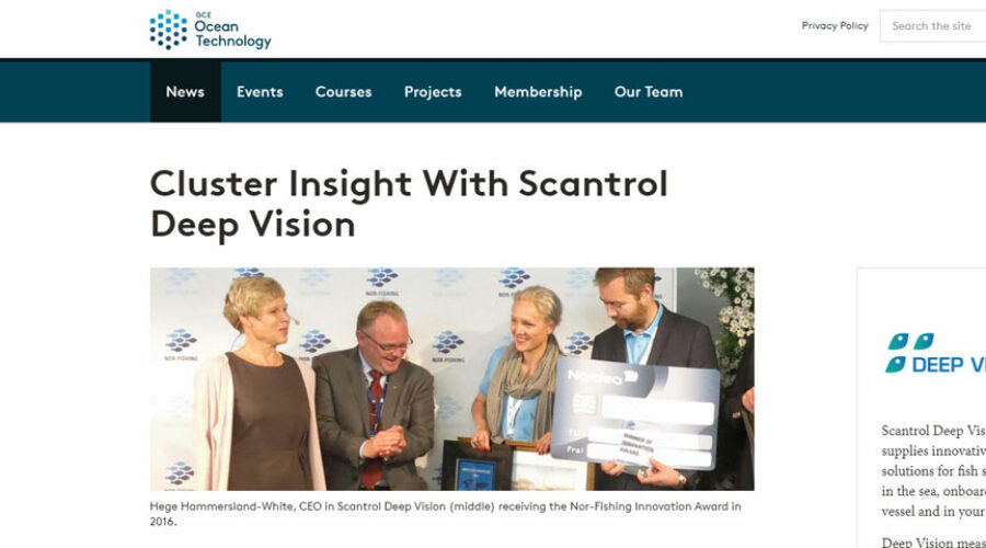Cluster Insight With Scantrol Deep Vision