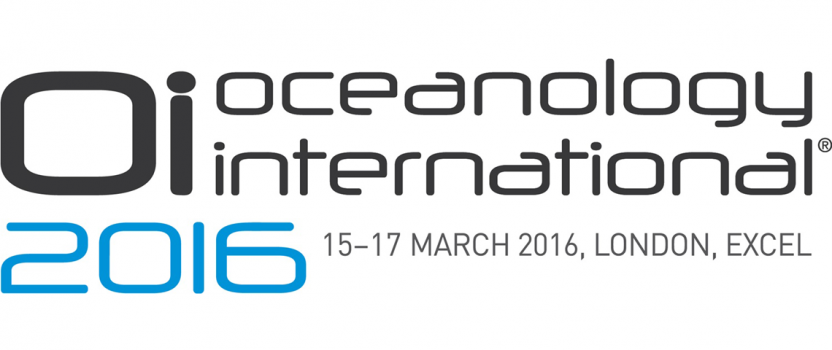 Oceanology 2016, London